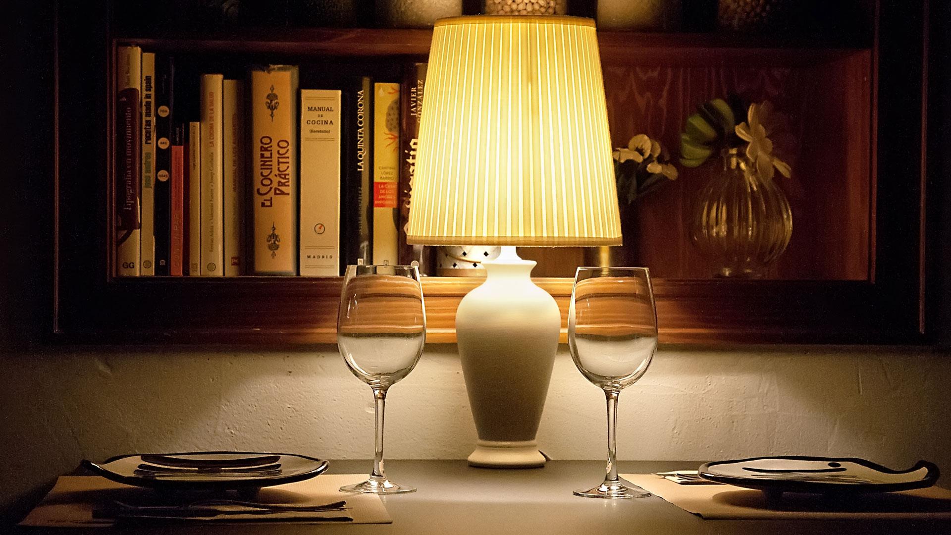 Cenas en restaurante Donde Michel de Madrid